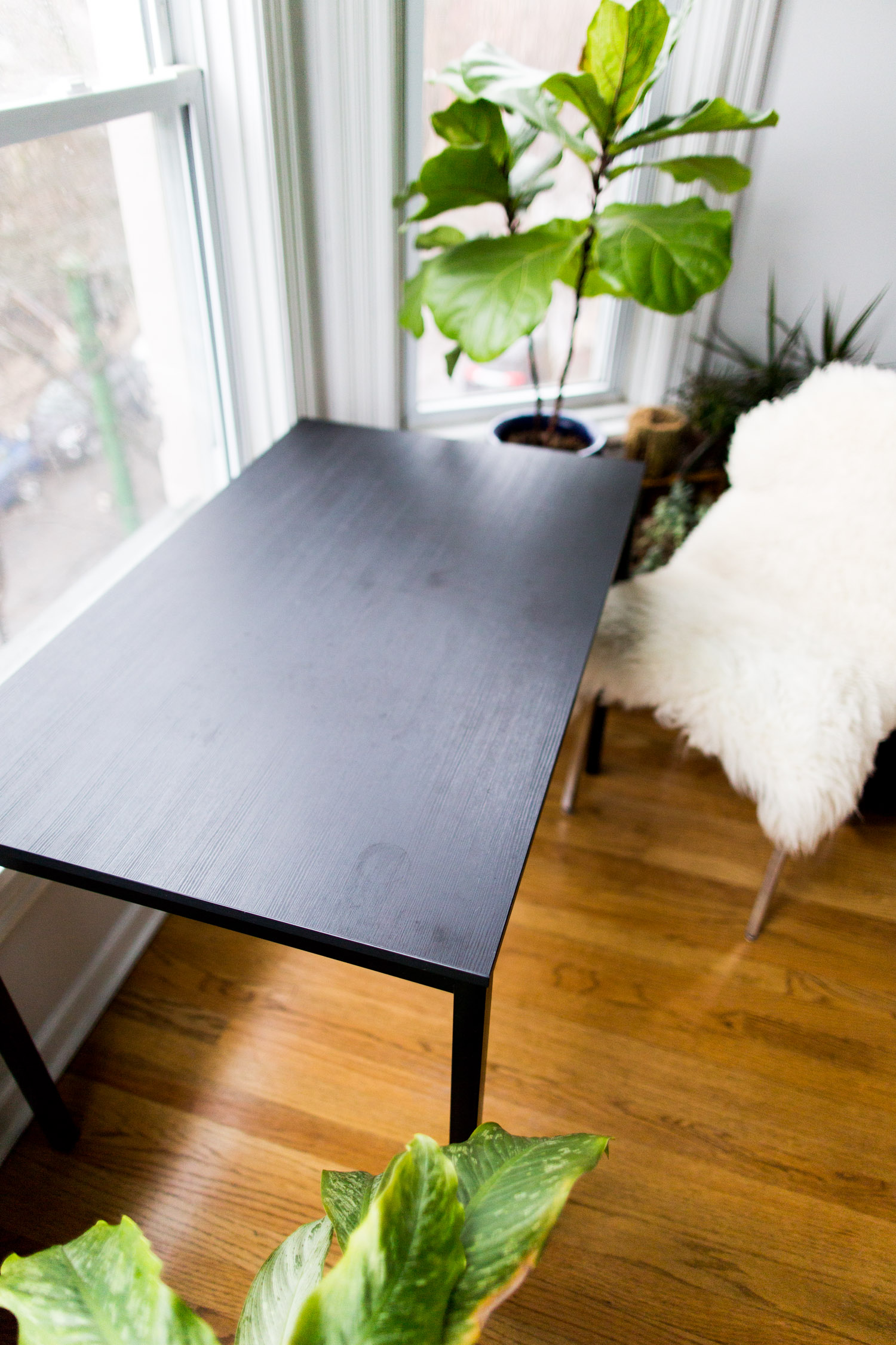 A Diy Marble Desk For Under 50 The Imperfectionist